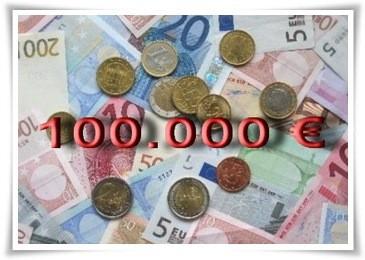 come guadagnare 100 mila euro
